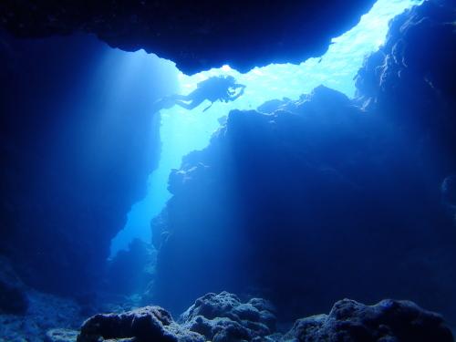 伊良部島体験ダイビング