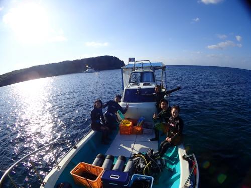 伊良部島ダイビング
