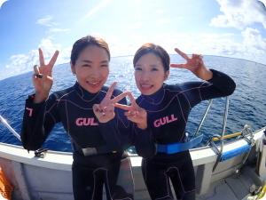 宮古島体験ダイビング口コミ
