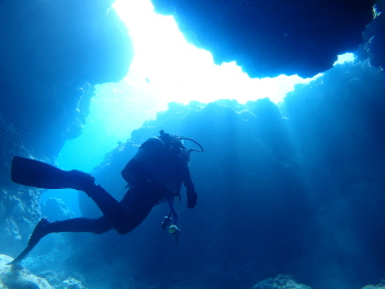 宮古島のとなり伊良部島ダイビングkaila|少人数の初心者向けのショップ