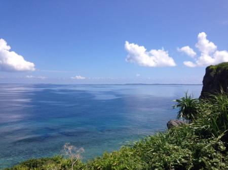 伊良部島にはハブがいなーい