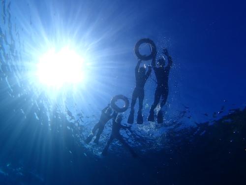 体験ダイビング、半日のスケジュール!宮古島旅行のプラン作りのお手伝い。