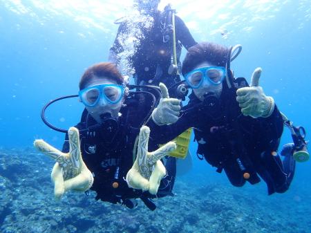 これで楽しめる!体験ダイビング注意事項!