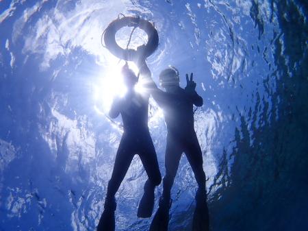 8月、夏本番!伊良部島で体験ダイビングを満喫しよう!2019.8.9