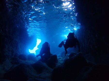 9月の伊良部島ダイビング。2019.9.5