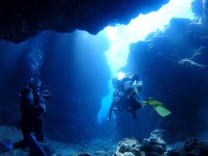 宮古島体験ダイビング潜水時間