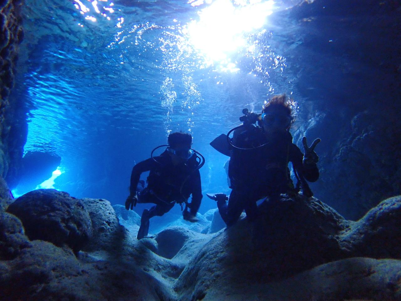 kailaの伊良部島ダイビングは完全貸し切り!メリットたくさん!